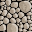 Stone walls abstract background — Stock Photo #2813123