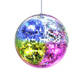 Disco ball — Stockfoto