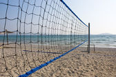 Volleyball net — Stock fotografie