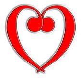 Сердце — Stock Photo