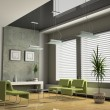 Foto de Stock  : Interior office for negotiations