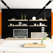 Fashionable home interior — Stock Photo
