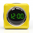 Yellow watch — Stock Photo