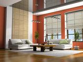 Casa interior — Foto de Stock