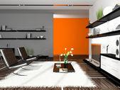 Interieur van moderne appartement — Stockfoto