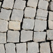 Stock Photo: Stony pavement