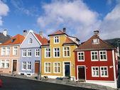 Houses in Bergen — Stock Photo