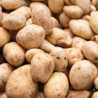 Stock Photo: White Potatoes