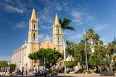 Mazatlan Cathedral — Stock Photo