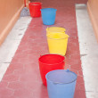 Buckets of Color — Stock Photo #2876229