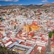 Guanajuato Cityscape — Stock Photo
