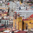 Stock Photo: Central Guanajuato Mexico