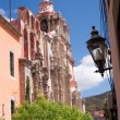 Stock Photo: Guanajuato Church