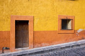 Color and Cobblestones — Stock Photo