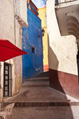 Passageway in Historic Guanajuato — Stock Photo