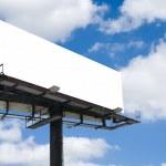 White Billboard — Stock Photo #2733766