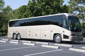 Yeni otobüs — Stok fotoğraf