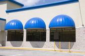 Canopy windows — Stock Photo