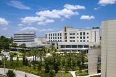 Hospital Landscape — Stock Photo
