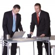 Businessmen Working Together — Stock Photo #2746377