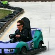 Womon Go Cart — Stock Photo #2775773
