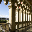 Stock Photo: VenetiStyle Balcony Columns