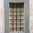 Old Unoccupied House Window — Stock Photo