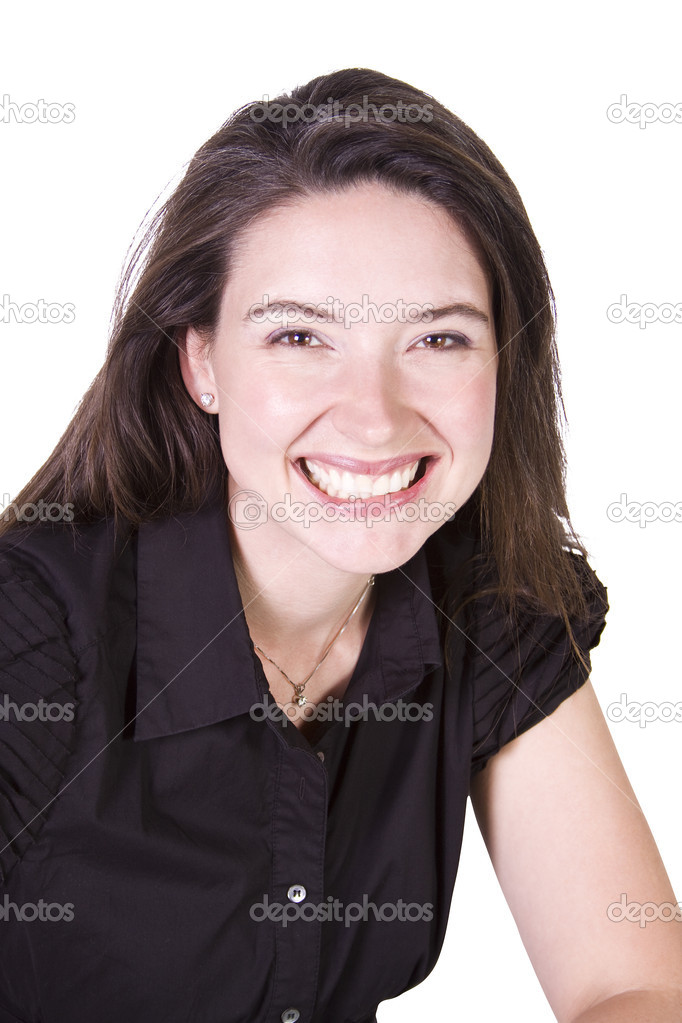 Close up of a Beautiful Girl   Stock Photo #3787176