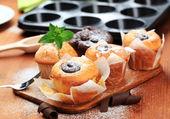 スポンジ ケーキ — ストック写真