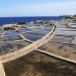 Salt evaporation ponds — Stock Photo #2827210