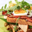 Club sandwich — Stock Photo #3011333