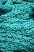 绿松石绳 — 图库照片