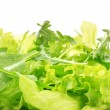 Foto de Stock  : Salad greens