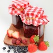 Royalty-Free Stock Photo: Fruit preserves