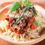 Spaghetti alla Bolognese — Stock Photo #3114642