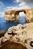 Azure Window, Island of Gozo — Stock Photo