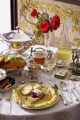 Traditional Czech Cuisine — Stock Photo