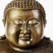 Meditating Buddha — Stock Photo
