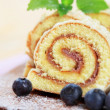 Royalty-Free Stock Photo: Swiss roll