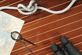 Nautical objects — Stock Photo