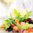Mixed vegetable salad — Stock Photo #3650429