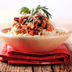 Spaghetti alla Bolognese — Stock Photo #3747398