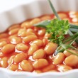 Royalty-Free Stock Photo: Baked beans