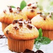 Fresh muffins — Stock Photo #3896398