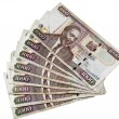 Kenyan currency — Stock Photo #2764624