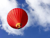Red balloon — Stock Photo