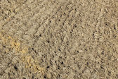Plowed soil — Stock Photo