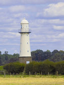 Inland lighthouse — Stock Photo