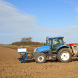 Agricultural scene — Stock Photo