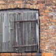 Royalty-Free Stock Photo: Old barn door